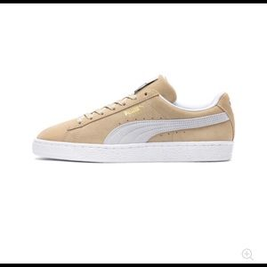 Suede Classic Sneakers. Worn a handful of times